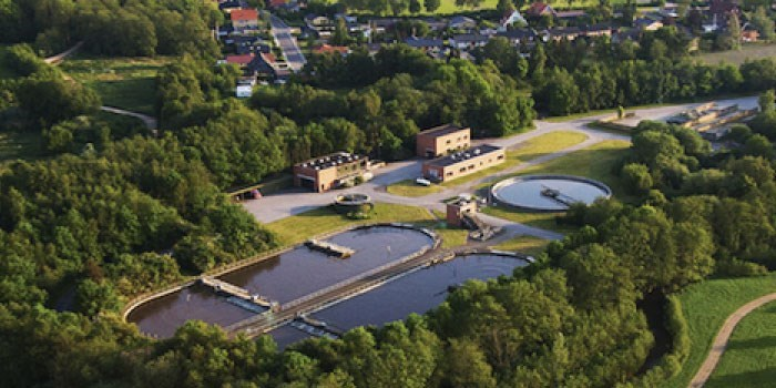 Aquavir: 2) Waste Water Treatment Plant